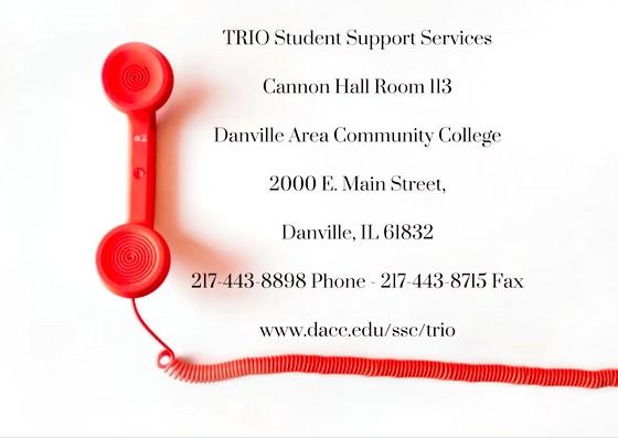 DACC TRIO Contact Image